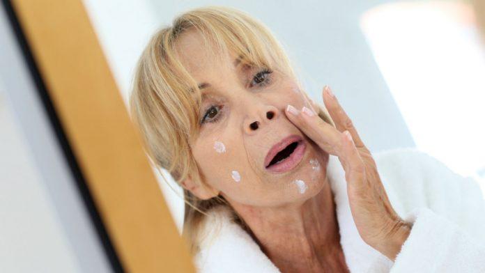acné-menopause